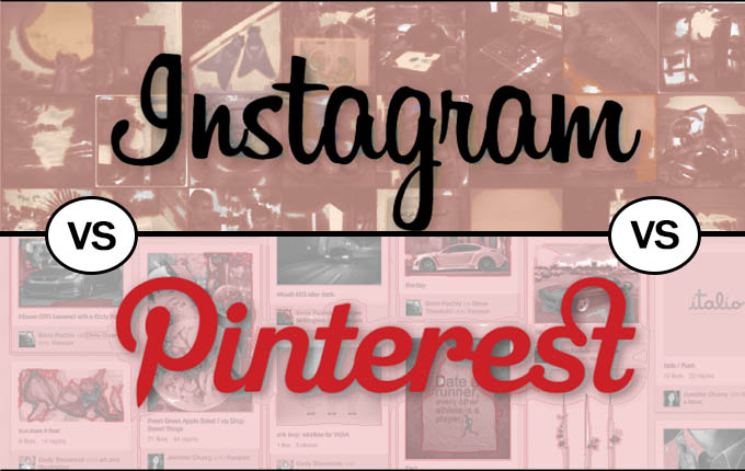 Instagram-vs-Pinterest