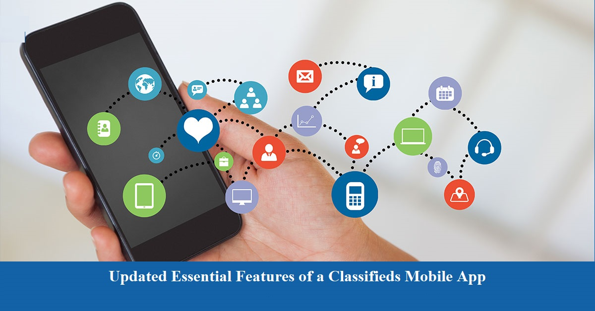 Updated Essential Features of a Classifieds Mobile App