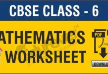 Maths-Worksheets